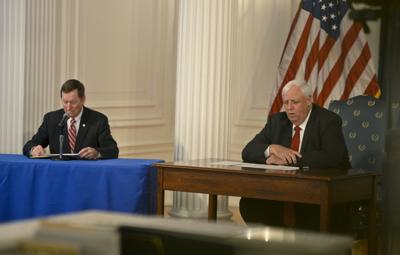 Governor's Justice Prayer Meeting