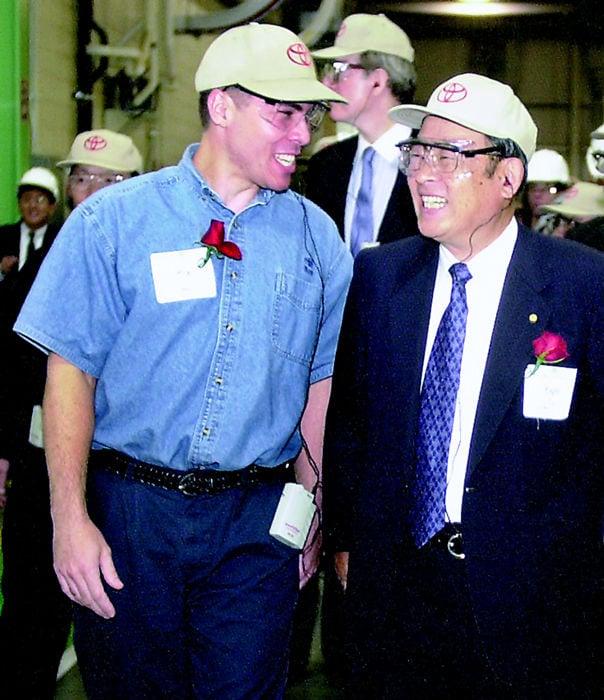 Toyota Plant To Mark Milestone Business Wvgazettemail Com