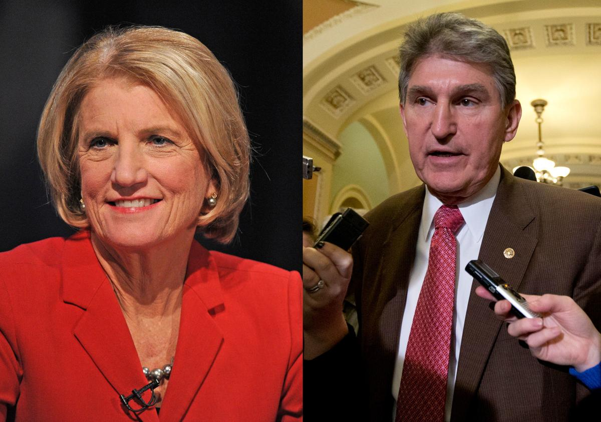 Capito, Manchin, Morrisey weigh in on Kavanaugh allegation