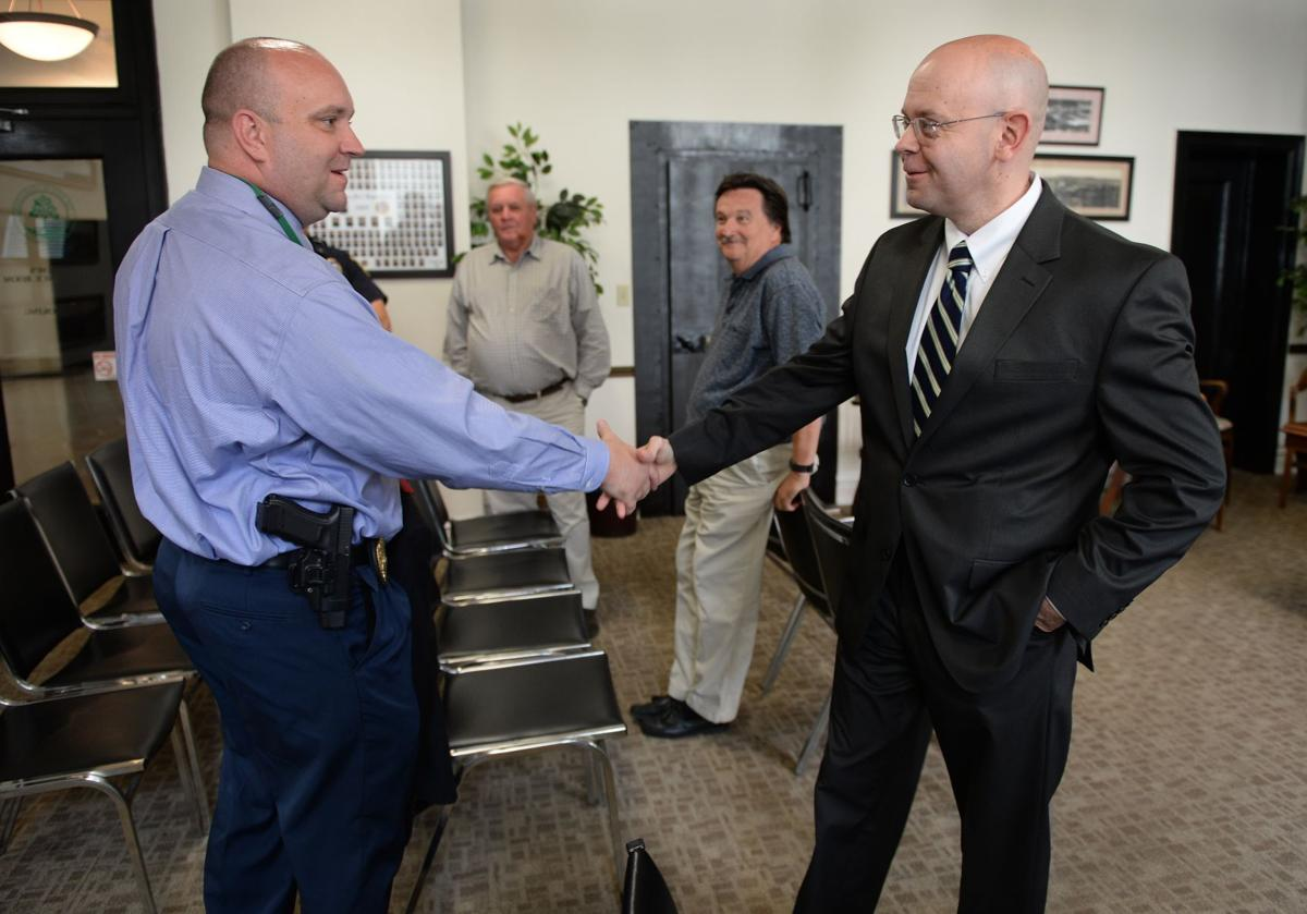 Cooper to become Charleston police chief