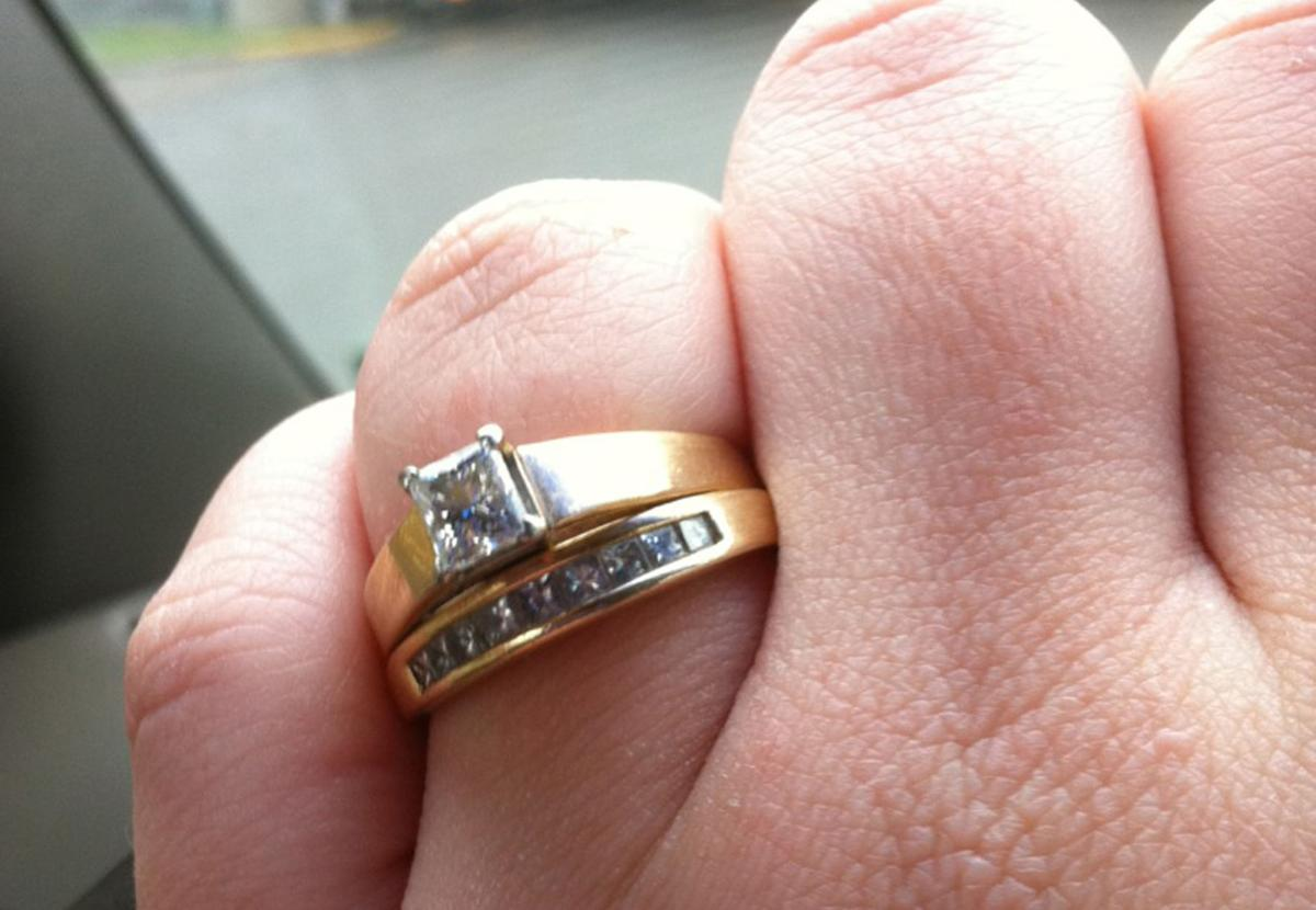 Woman returns lost wedding rings to owner | News | wvgazettemail.com