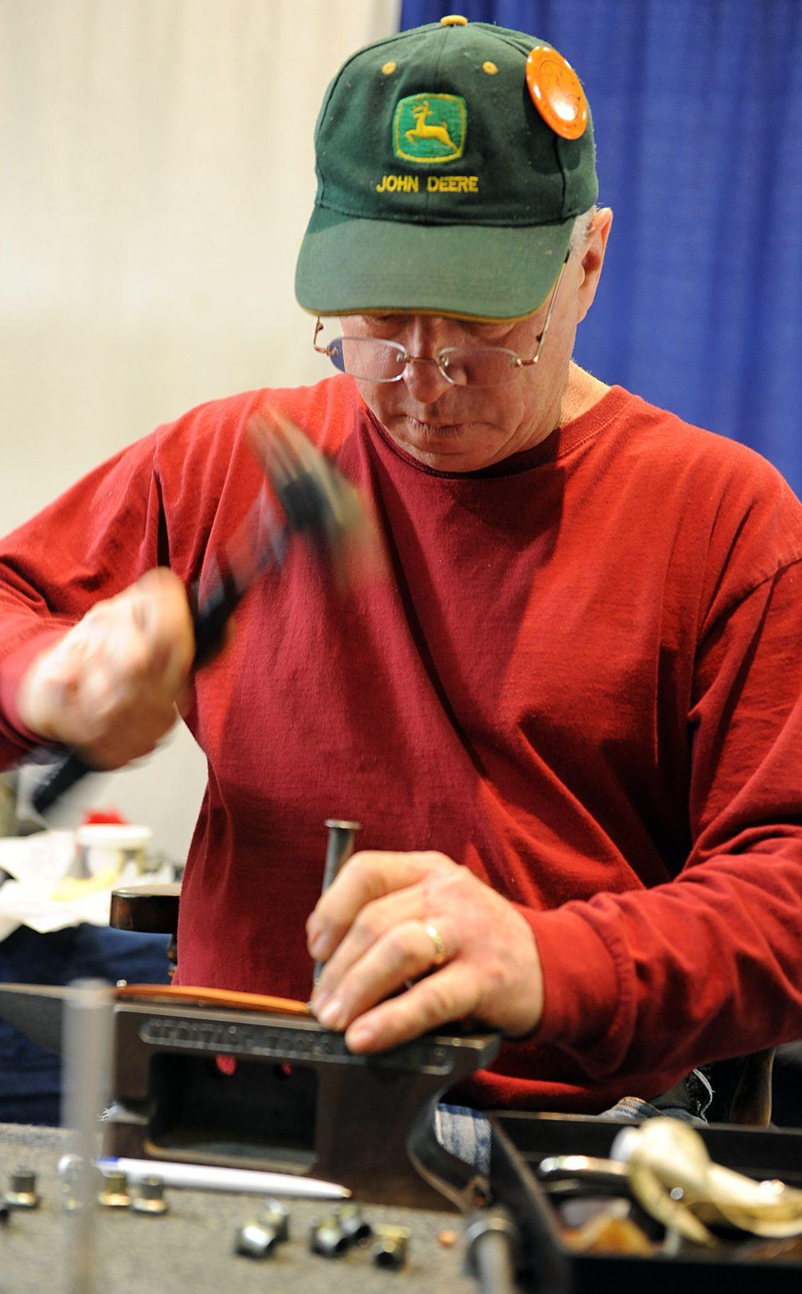 Capital city art craft show celebrates 50 years events for Capital city arts and crafts show charleston wv