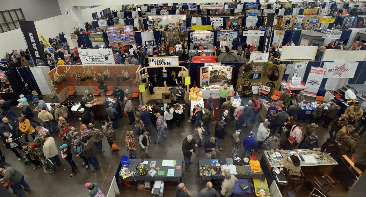 WV Hunting and Fishing Show (copy)