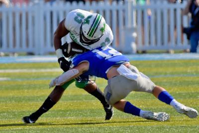 Marshall football: Turnovers doom Herd in 24-13 loss to ...
