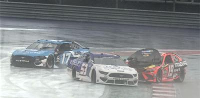 NASCAR Auprittstin Auto Racing