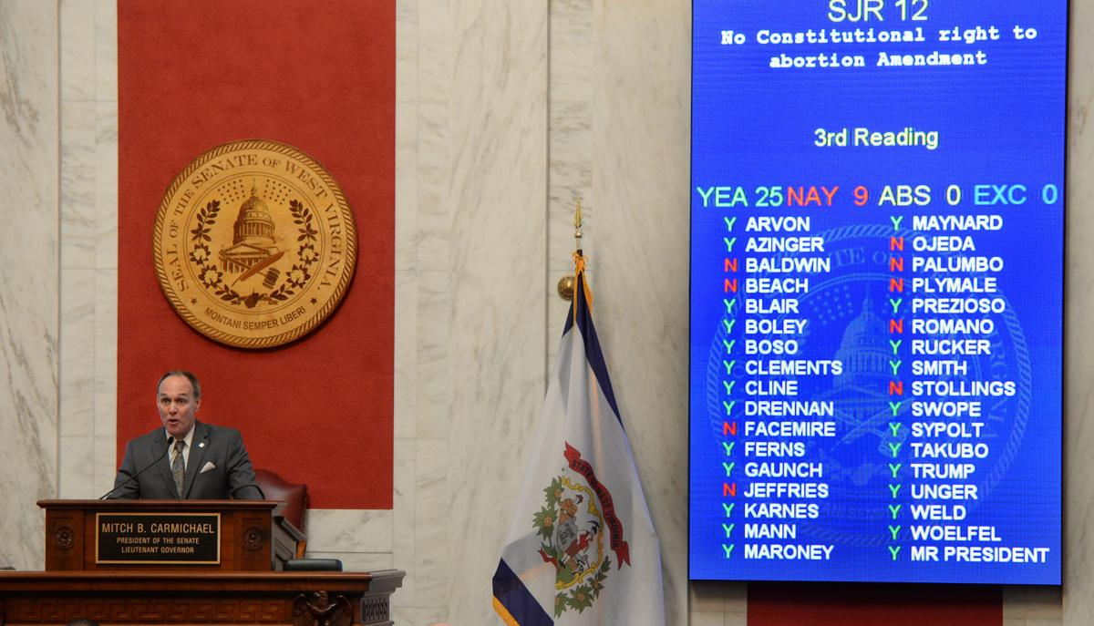 A Q&A on two WV abortion bills — including a constitutional