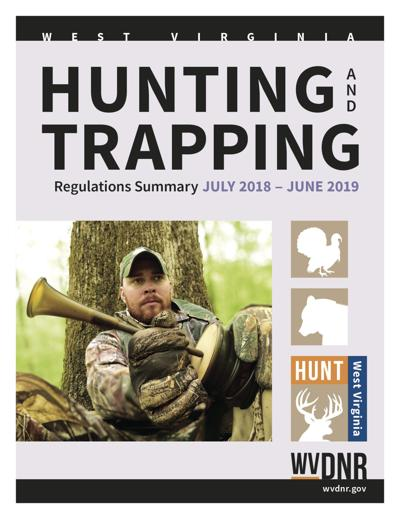 Hunting regulations booklet