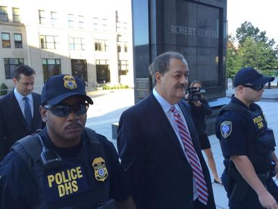 As jury selection continues, Blankenship mum on safety warning memo