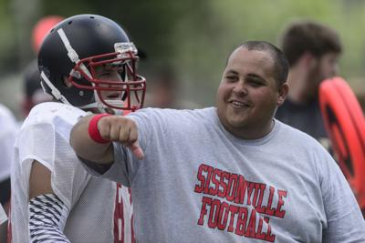 Sissonville coach Marc Wilson (copy)