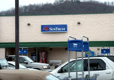 SunTrust Banks to close five remaining WV branches