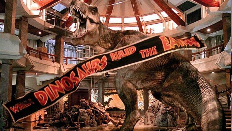 WVSO opens 'Jurassic Park' at Clay Center