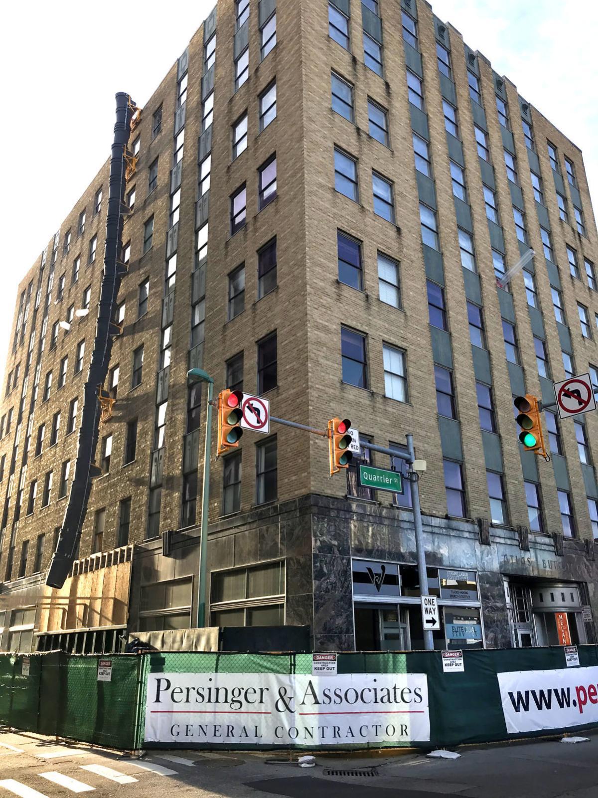 atlas building renovation