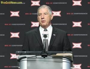 Big 12 expansion becomes official