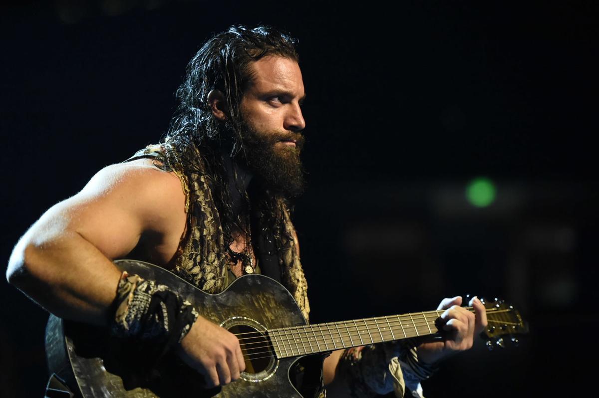 WWE Superstar Elias