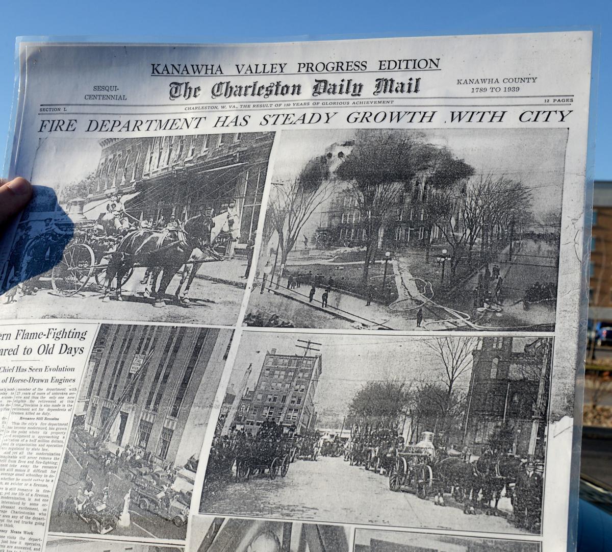 Charleston Fire Department Celebrates 125-year Anniversary