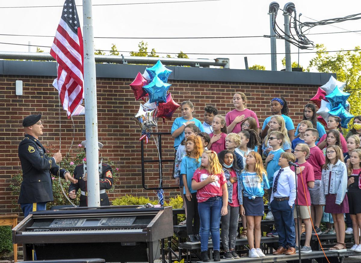 Shoals Elementary 9/11 Ceremony