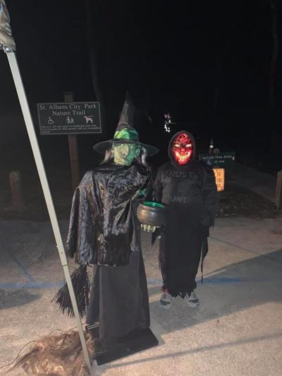 St Albans Wv Halloween 2020 St. Albans City Park to host Haunted Trail | Metro Kanawha