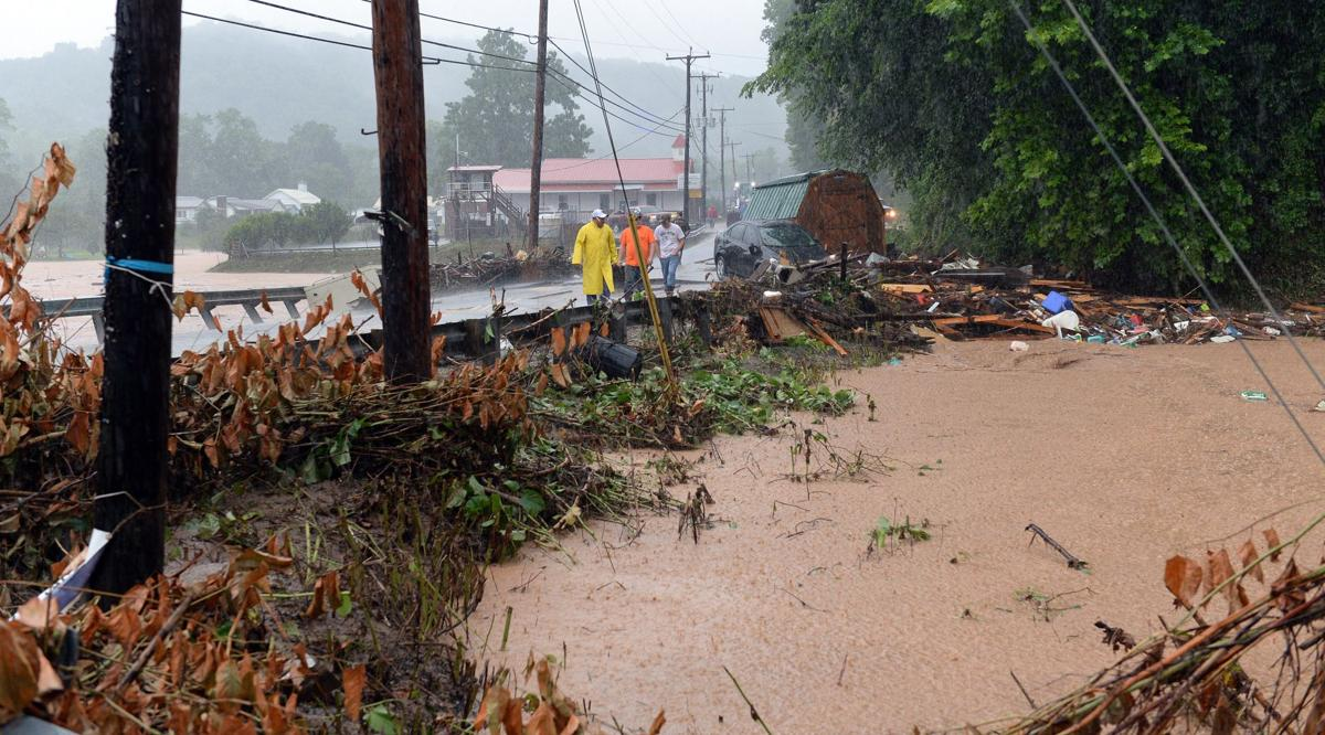 At least 22 confirmed dead in massive WV flooding