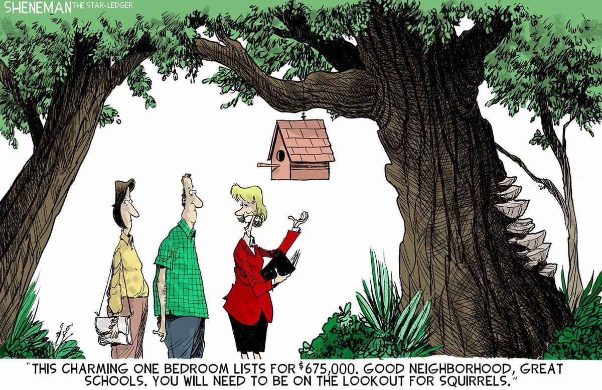 Gazette-Mail cartoon: June 18, 2021