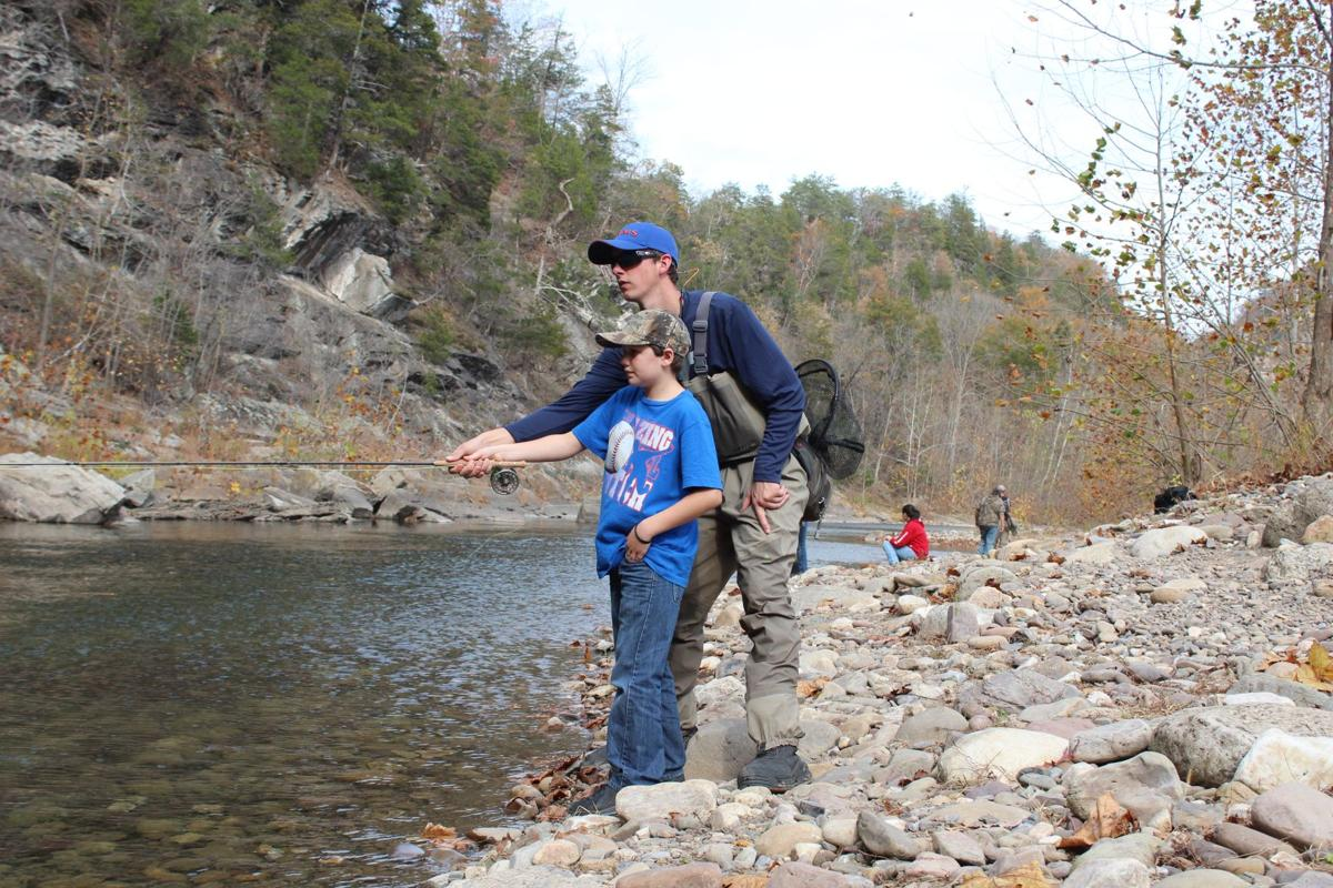 Fishing catches on more out of state residents expected for West virginia out of state fishing license