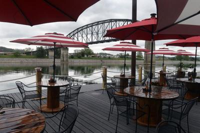 The Barge restaurant