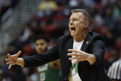 NCAA Marshall Wichita St Basketball (copy)