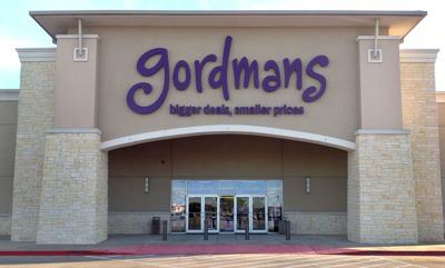 Gordmans storefront