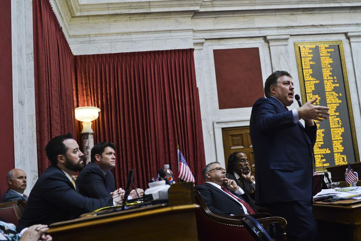 WV House passes right-to-work, sends bill back to Senate