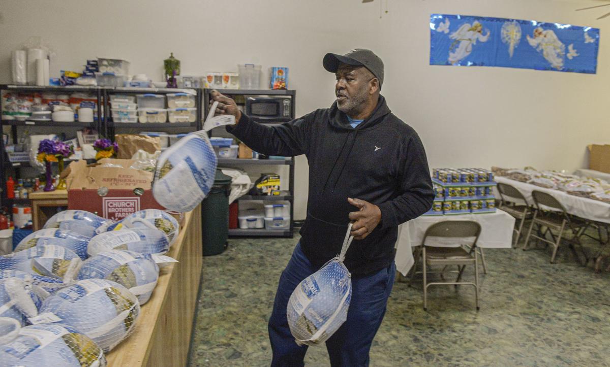Food Volunteer
