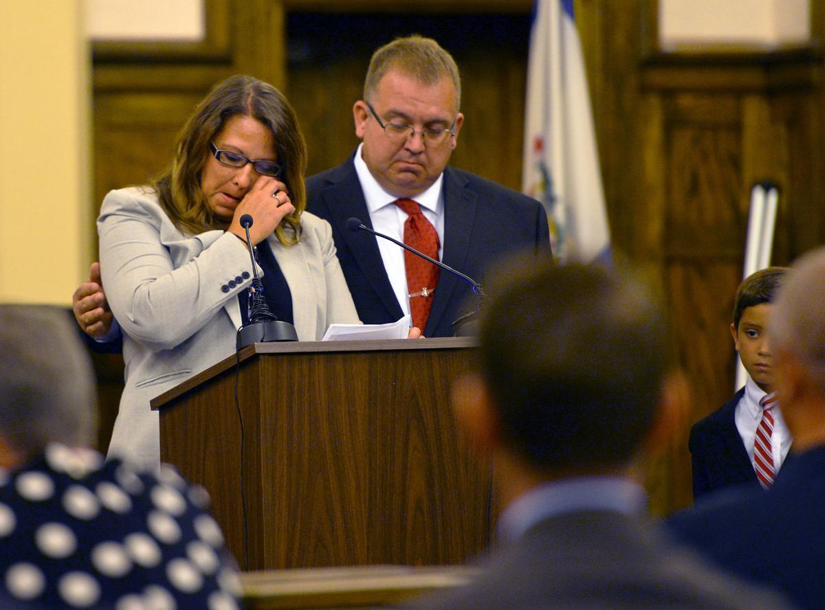 Judge Stucky Ceremony