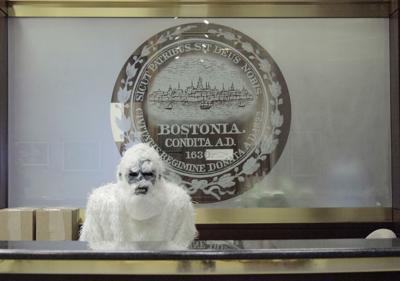 Boston Yeti' helps drivers, animals | Life | wvgazettemail com