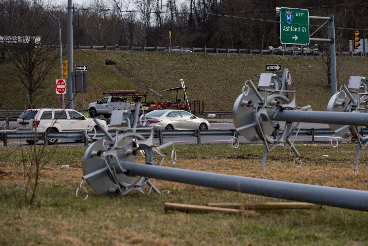 I-64 lighting project to begin in Cabell County this weekend