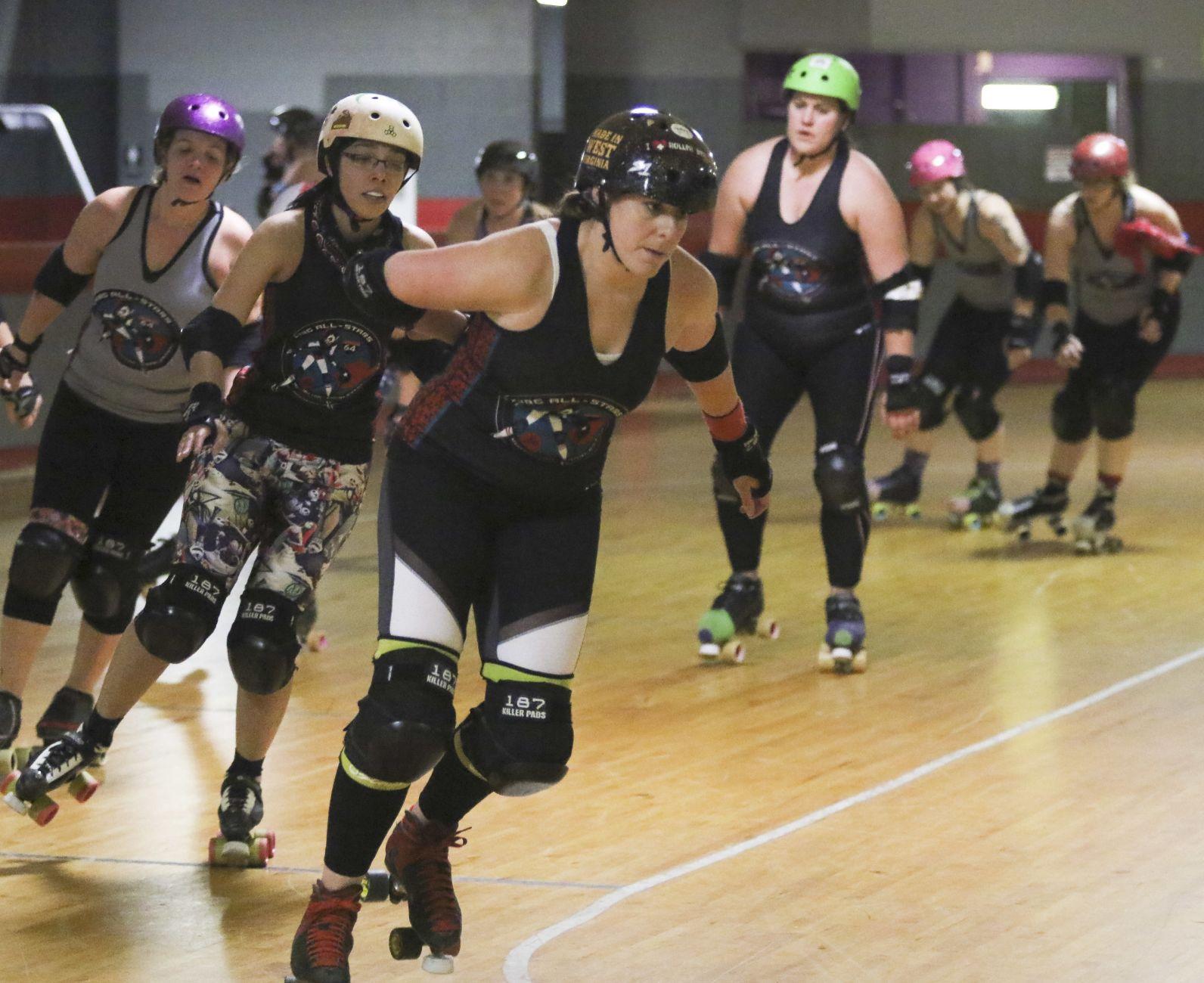 Roller skating in charleston wv
