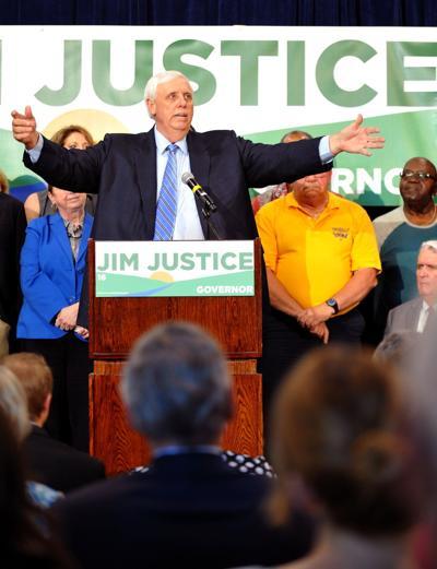 Greenbrier owner Jim Justice enters WV governor's race