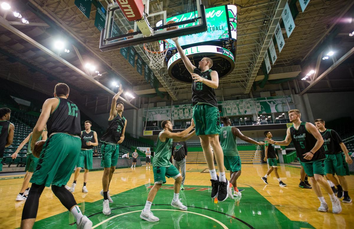 9ec648f98c7 Tournament run brings Mikel Beyers to Marshall men s basketball ...