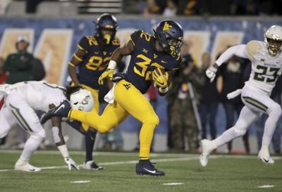 Wvu Football Notebook Mountaineers Back To Full Strength At Running