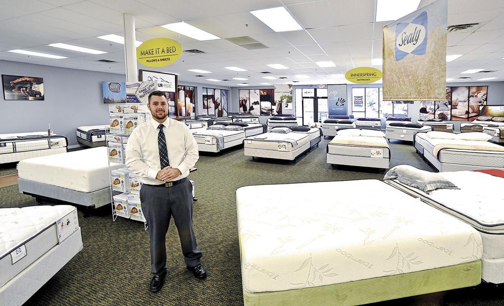 Mattress Warehouse hits 30