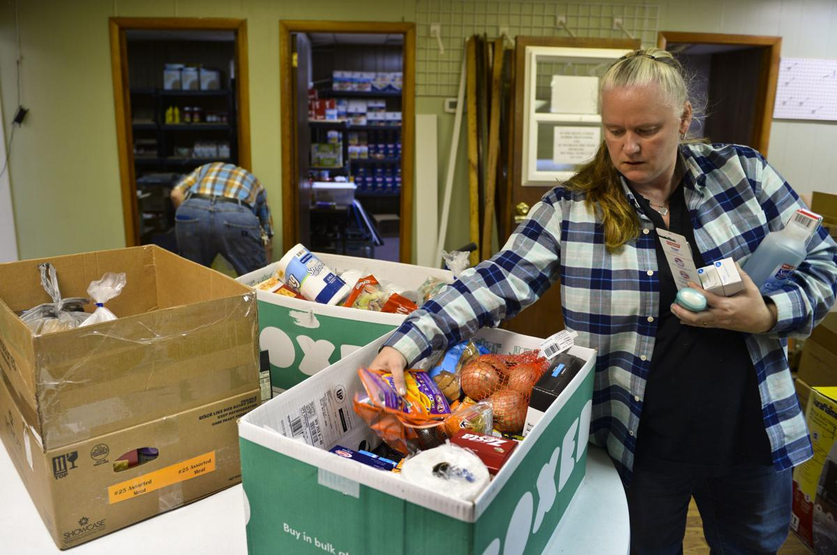 Dille Food Bank