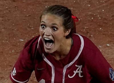 Alabama Softball Prittcol