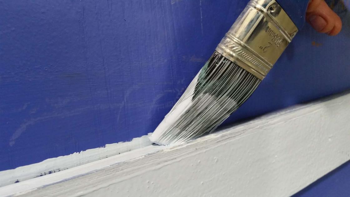 WV DIY Team: Pointers for painting your house's exterior