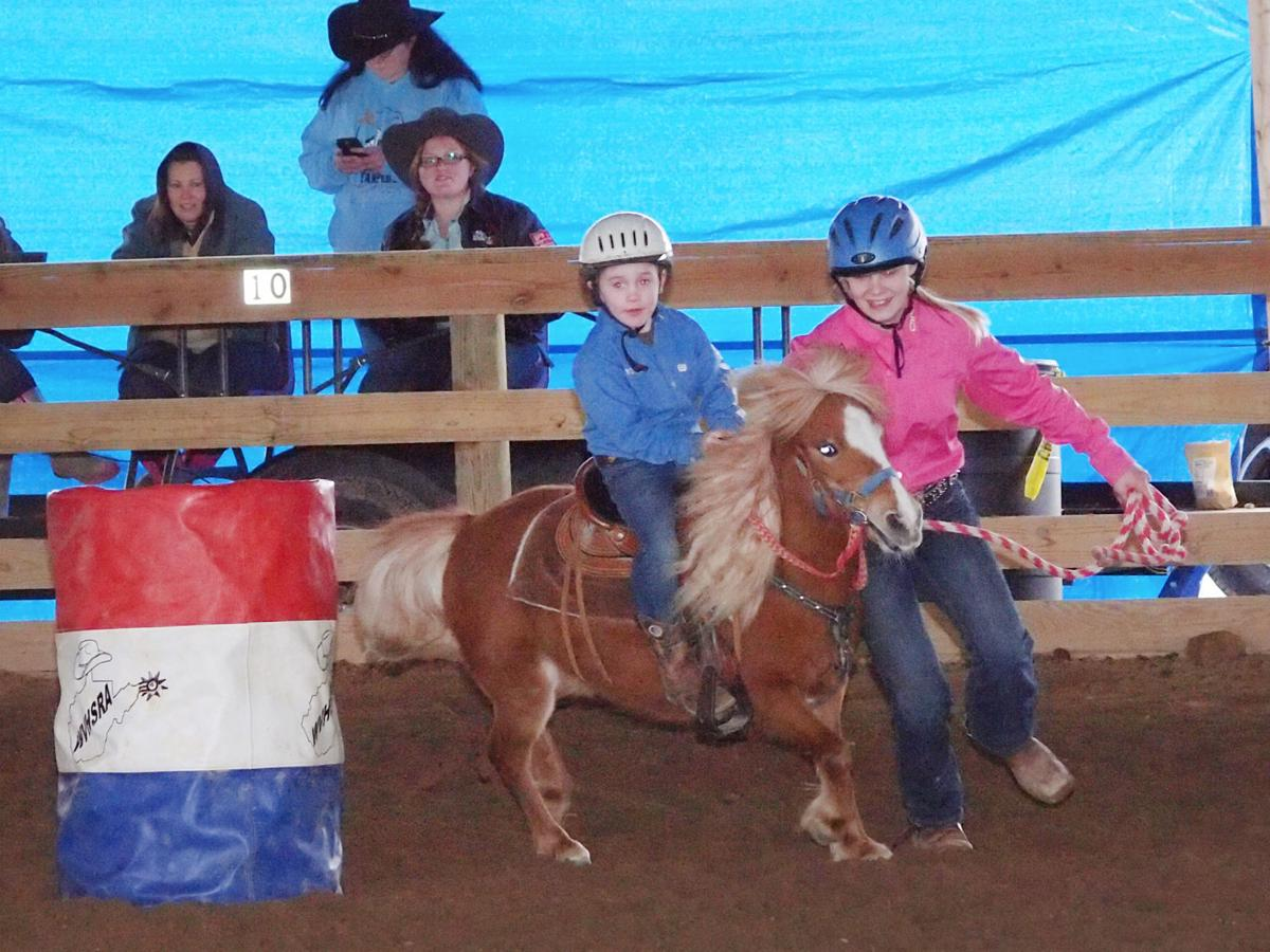 Mountaineer Stampede Rodeo Rides Into Winfield In March