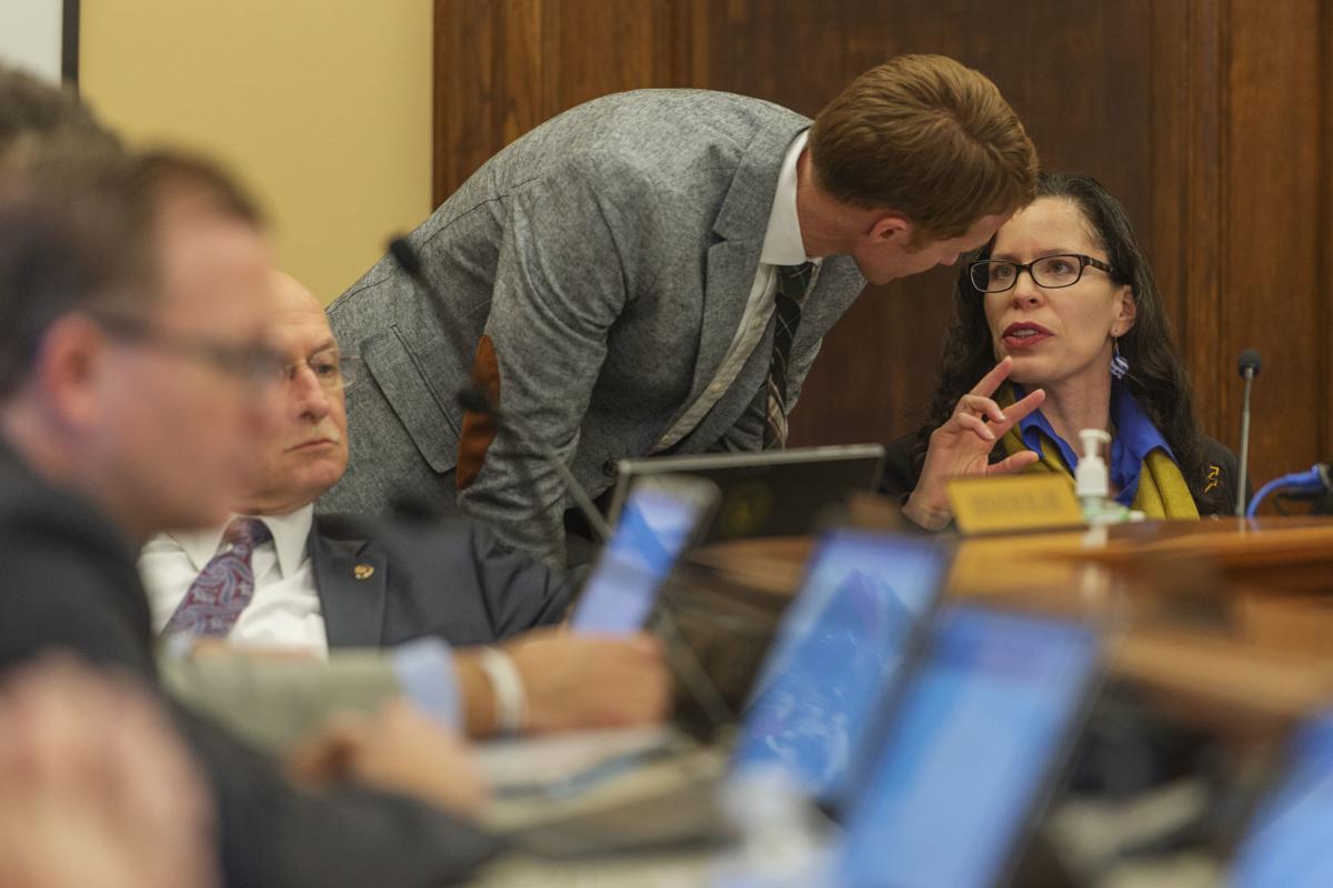 Senate education bill