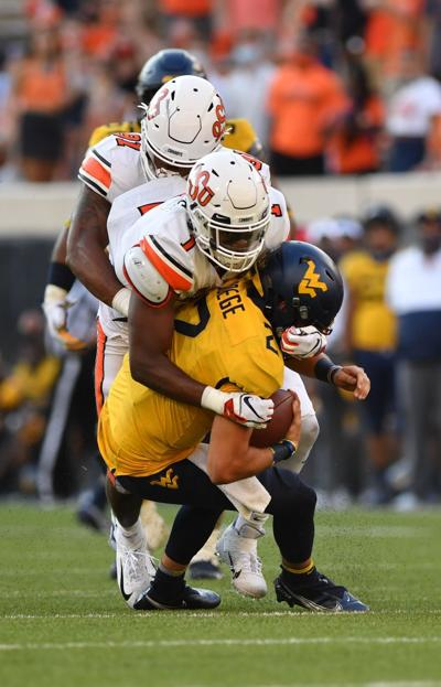 Oklahoma State University vs West Virginia University Football