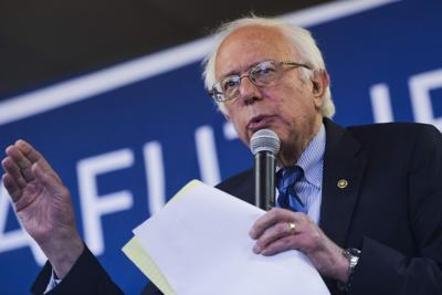 Sanders' town hall event in Welch canceled