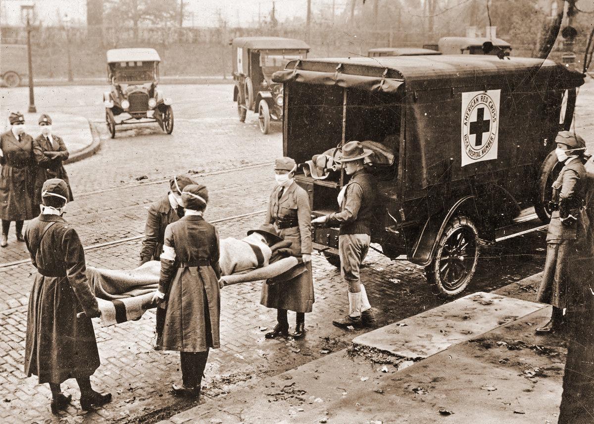 1918 redcross