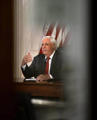 WV Governor Issues Stay At Home