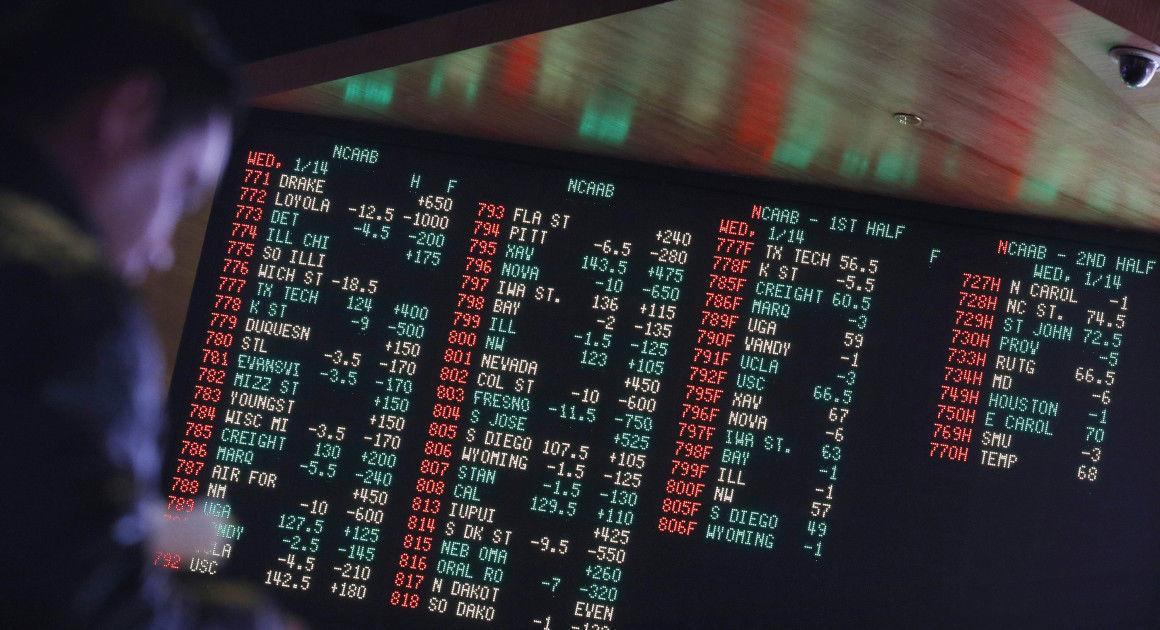Editorial: A Missed Opportunity In Sports Betting