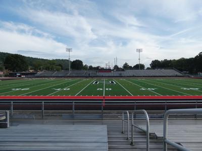 Nitro football field new turf