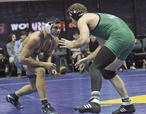 WVU-Iowa State wrestling match canceled