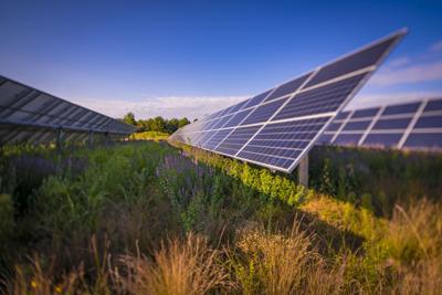 New solar ownership